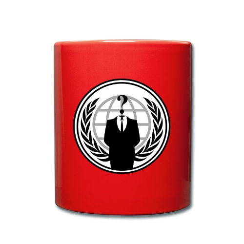 Anonymous Logo 03 png - Mug uni