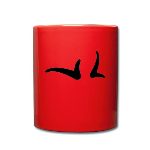 Logo Black - Full Colour Mug