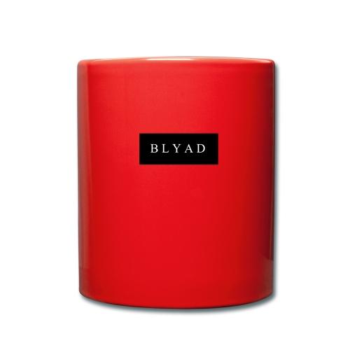 Blyad Black/White - Tasse einfarbig