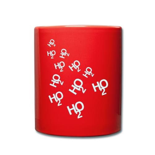H2O - Taza de un color