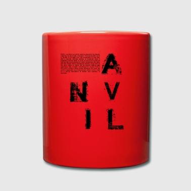 ANVIL - Tasse einfarbig