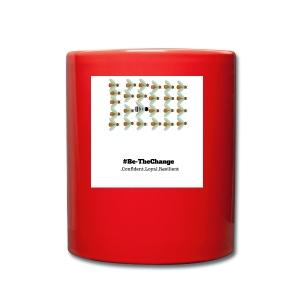 BeTheChange 1 - Full Colour Mug