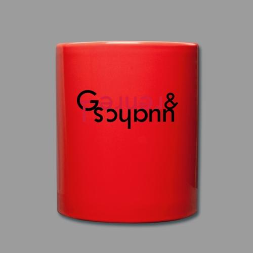 Gernerundtschann - Tasse einfarbig