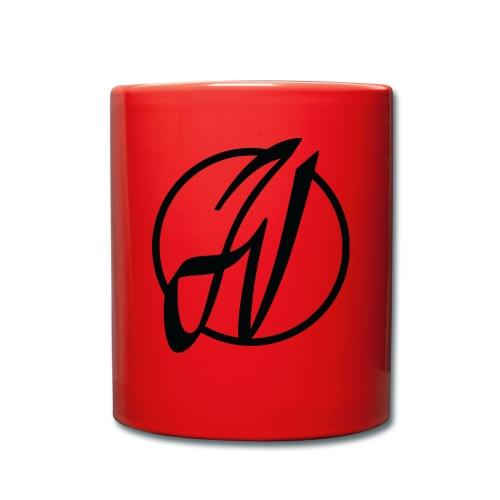JV Guitars - logo noir - Mug uni