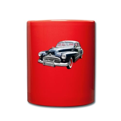 Classic Car. Buick zwart. - Mok uni