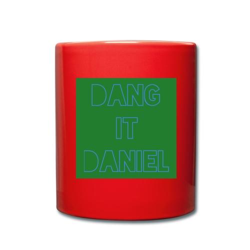 DangItDaniel - Ensfarget kopp