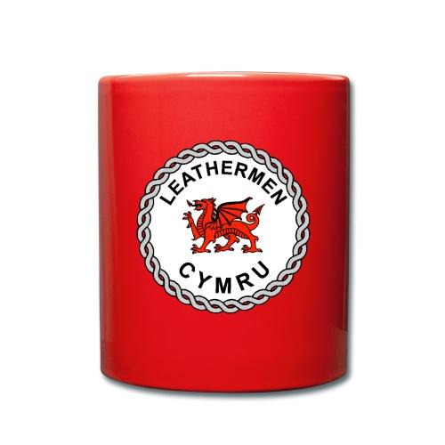 LeatherMen Cymru Logo - Full Colour Mug