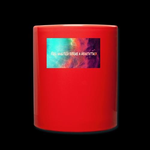 Feel hardtech - Tasse einfarbig