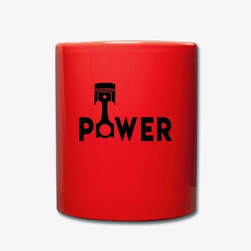 Power - Full Colour Mug