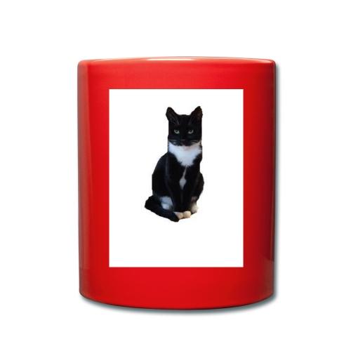 Cat.Nina2017 - Tasse einfarbig