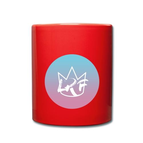 logo lrf rondcasquette - Mug uni