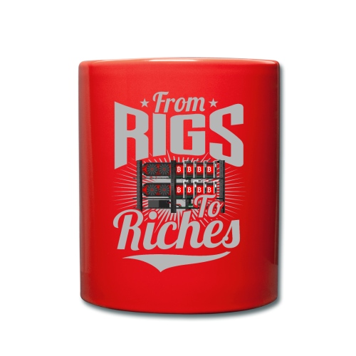 From Rigs To Riches - Mug uni