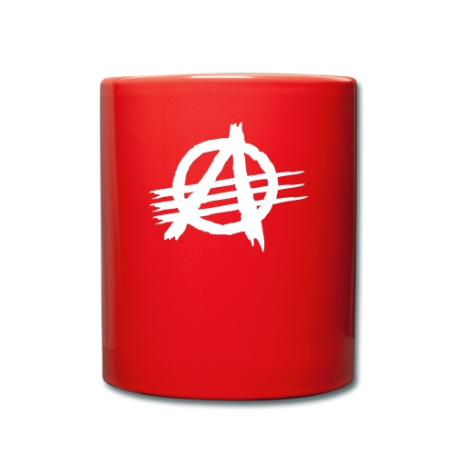 AGaiNST ALL AuTHoRiTieS - Full Colour Mug