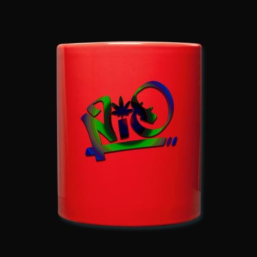 psychedelicweed - Tasse einfarbig