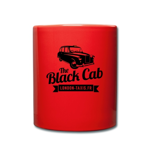 The Black Cab - Mug uni
