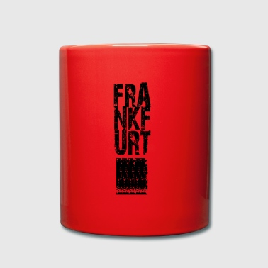 Frankfurt - Full Colour Mug