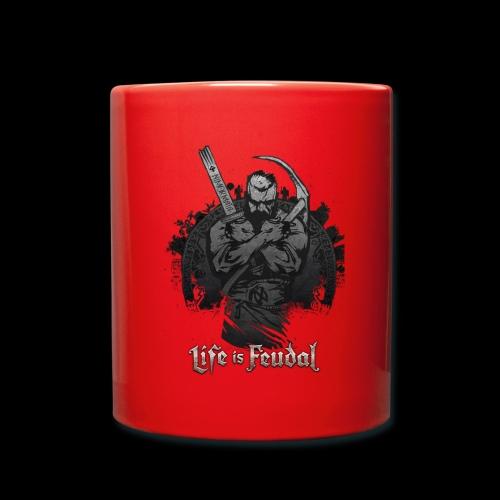 Life is Feudal Steam Badge 1 - Mug uni