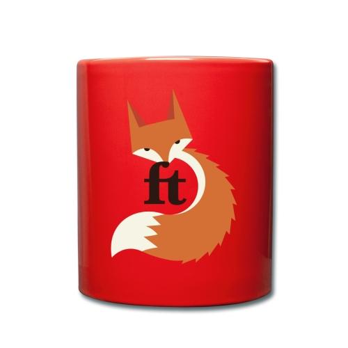 Fox FT RGB - Tasse einfarbig