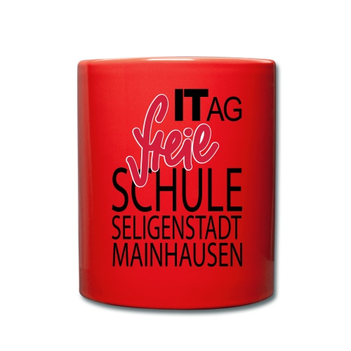 LOGO FSSM ITAG - Tasse einfarbig