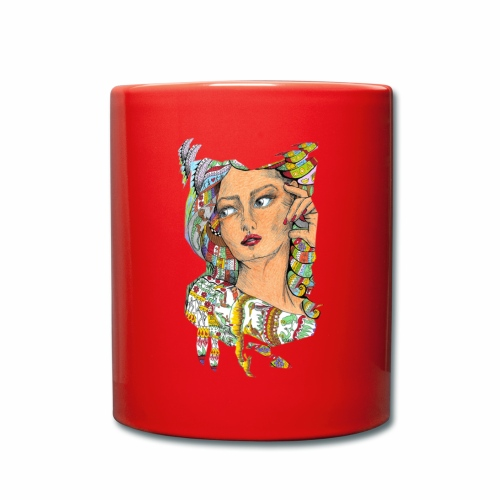 swag23 - Tasse einfarbig