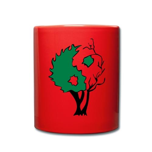 Yin Yang Arbre - Mug uni
