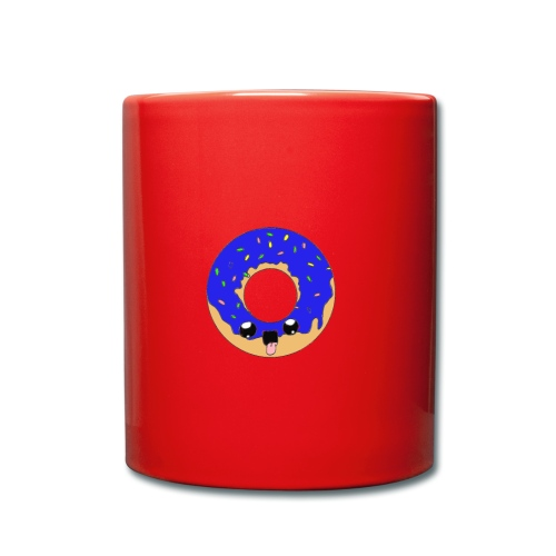 donut22blue - Mug uni