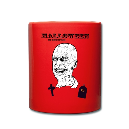 Haloween 2018 - Mug uni