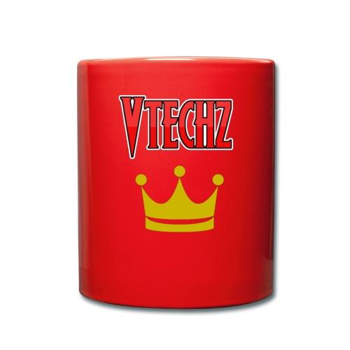 Vtechz King - Full Colour Mug