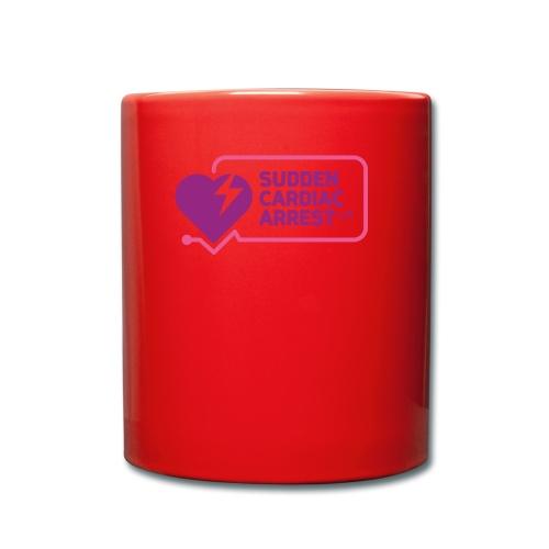 SCA UK Purple Logo - Full Colour Mug
