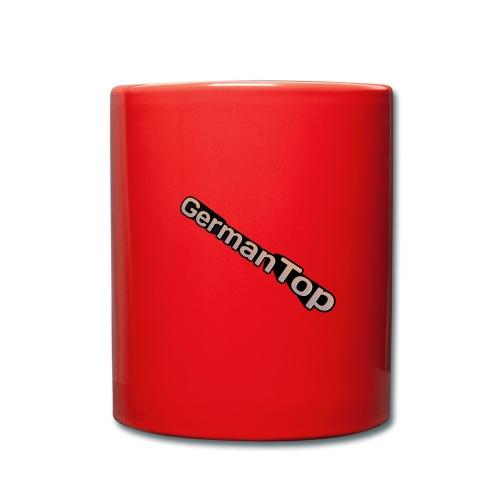 GermanTop Logo - Tasse einfarbig