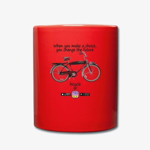 Bicycle or... - Tazza monocolore
