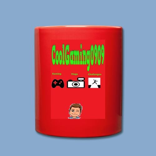 coolgaming0909 - Full Colour Mug