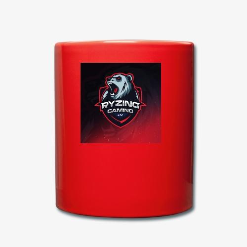 Ryzing Gaming e.V. v2 - Tasse einfarbig