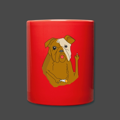 Smokey the Dog - Full Colour Mug