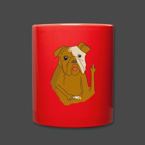 Smokey the Dog - Full Colour Mug