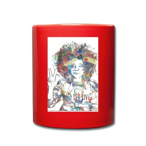 Live and let live, Geschenkidee - Tasse einfarbig