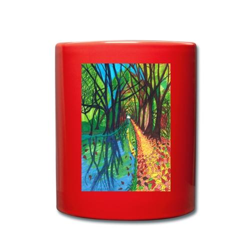 Canal Walk - Full Colour Mug