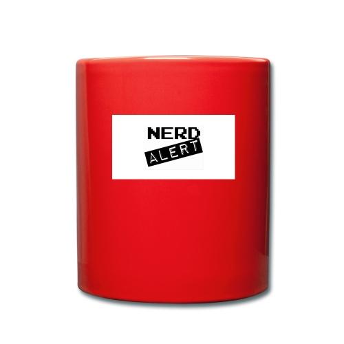 Nerd alert - Ensfarget kopp