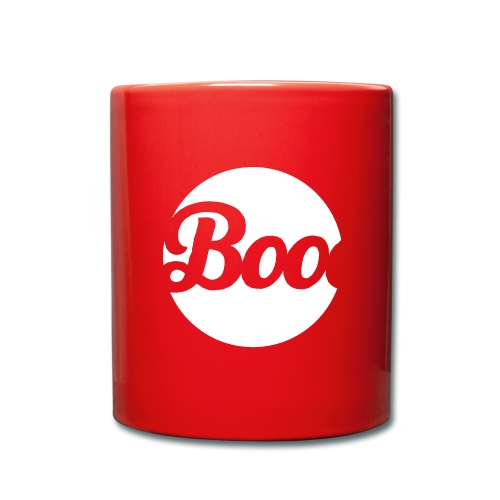 Boo - Full Colour Mug