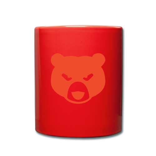 Thermal Grizzly Bear - Tasse einfarbig