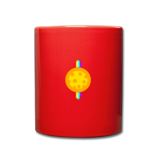 Rainbow Cheese - Full Colour Mug