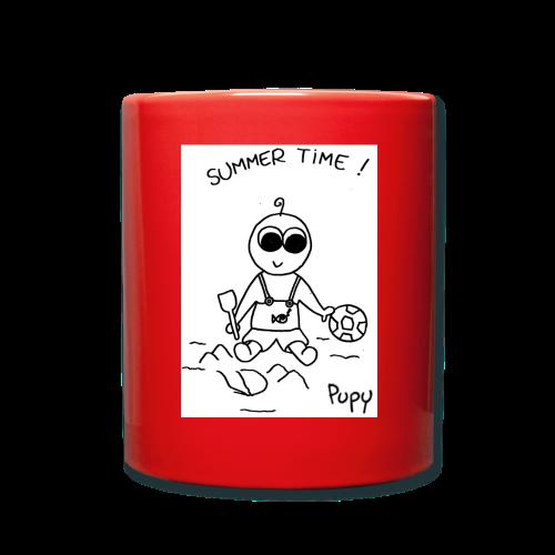 Pupy: summer time! - boy - Tazza monocolore