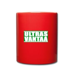 Ultras vantaa box - Yksivärinen muki