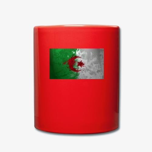 Drapeau Algérienne - Mug uni