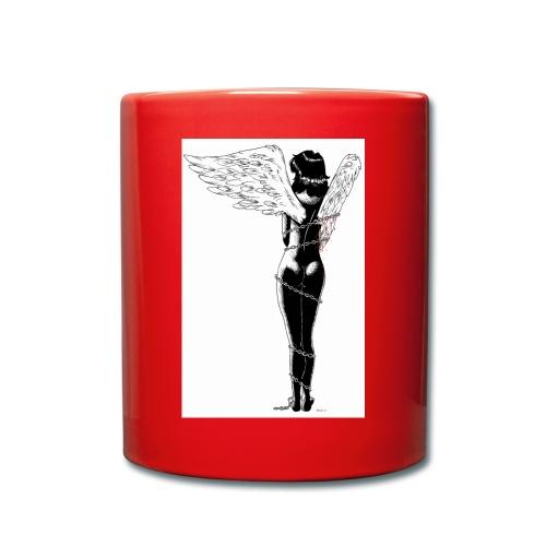 womaninblack - Tazza monocolore