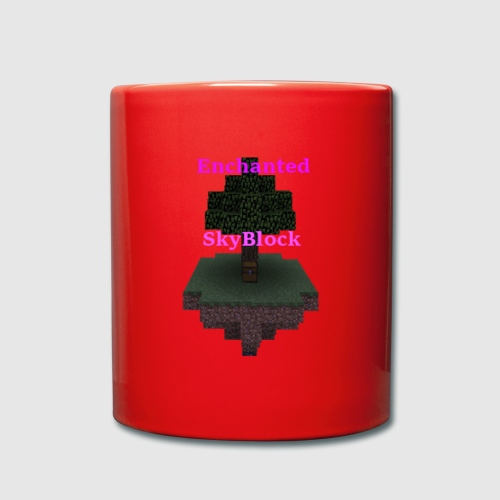 EnchantedSkyBlock - Full Colour Mug
