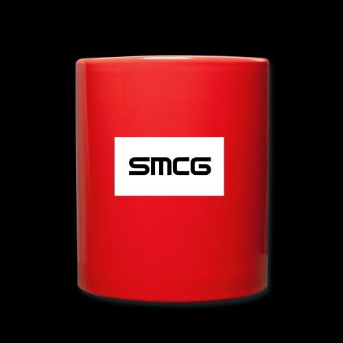 Das SMCG wihte Pack - Tasse einfarbig