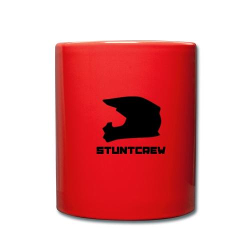 StuntCrewLogo - Tasse einfarbig