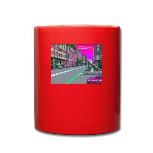 Game City 80's - Tazza monocolore