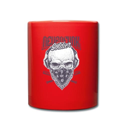 neurofunk soldier - Mug uni